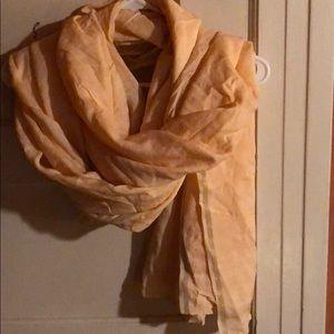 Eileen Fisher wrap.